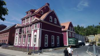 Hotel Dvorana Karlovy Vary