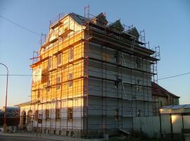 Krásná - rekonstrukce - byty